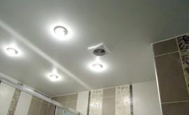 Монтаж вентиляции в натяжной потолок. Основные правила и преимущества