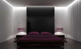 Парящий натяжной потолок ‒ эффектный дизайнерский прием для стильного интерьера