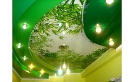 Эффектные натяжные потолки для магазинов