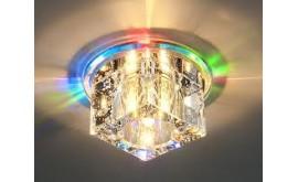 Светильники для натяжных потолков: особенности выбора